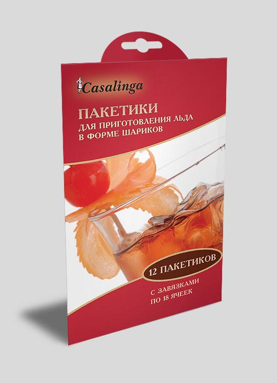 Casalinga Пакеты для приготовления льда Х-146