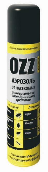 OZZ Аэрозоль