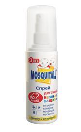 Москитол Спрей «Нежная защита» от комаров, 100 мл