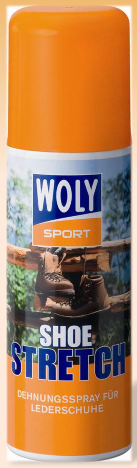 Woly Sport WOLY SPORT Растяжитель 125 мл «SHOE STRETCH»