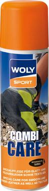 Woly Sport WOLY SPORT Аэрозоль средство д/комбинирон. материалов  250 мл «COMBI CARE»