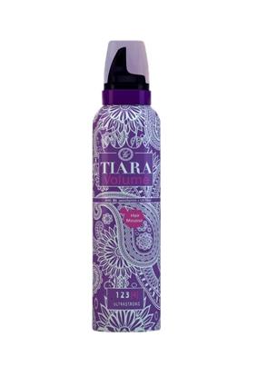 Средства для укладки волос  МУСС для волос Tiara Volume ультрасильной фиксации