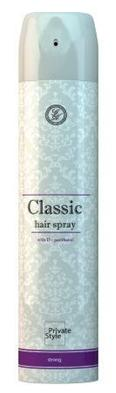 Средства для укладки волос ЛАК для волос Classic ультрасильной фиксации