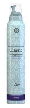 Средства для укладки волос МУСС для волос Classic ультрасильной фиксации