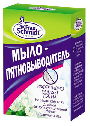 Frau Schmidt Frau Schmidt  Мыло-пятновыводитель 100 мг