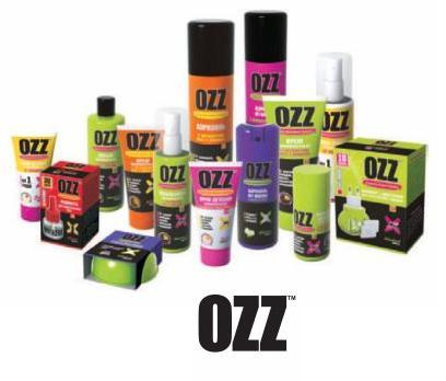 OZZ Инсектицидные средства от насекомых