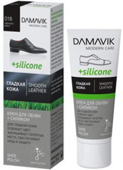 DAMAVIK Крем для обуви с силиконом