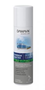 DAMAVIK Очиститель для всех типов кожи и текстиля