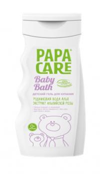 Papa Care Детский гель для купания
