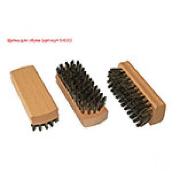 Щётки для одежды и обуви Щётка для обуви Б/020, размер: 100x36x16