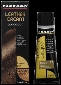TARRAGO Крем тюбик с губкой Leather cream, БОЛЬШОЙ, 75мл. купить