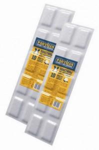 PARTIZAN Пластины от моли с запахом лаванды купить