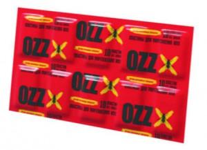 OZZ Пластины для уничтожения мух к электрофумигатору купить