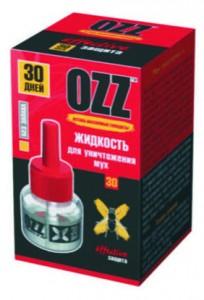 OZZ Жидкость для уничтожения мух 30 дней купить