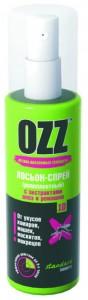 Серия STANDARD защита OZZ - 10 OZZ Лосьон - спрей репеллентный