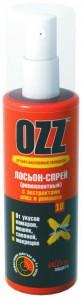 Серия ULTRA защита OZZ -18 OZZ Лосьон - спрей репеллентный
