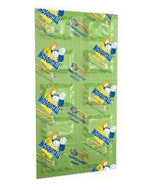 Универсальная защита Москитол Пластины «Универсальная защита» от комаров, 10 шт купить