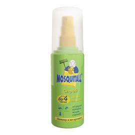 Актив защита Москитол Спрей «Актив защита» от комаров, 100 мл купить