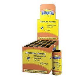 Защита от мух Москитол Липкая лента в мини-прилавке «Специальная защита» от мух купить