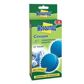 Защита от моли Москитол Секция инсектицидная Без запаха «Специальная защита» от моли, 2 шт. купить