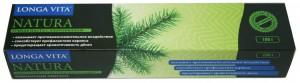 Longa Vita Профилактическая зубная паста LONGA VITA NATURA с хлорофиллом купить