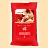 Влажные салфетки  гигиенические  для мужчин и женщин Premial Premial для интимной гигиены  женские купить
