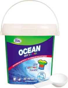Коллекция Океан Frau Schmidt Frau Schmidt  Пятновыводитель с активным кислородом для цветных тканей 750мл купить