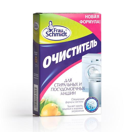 Frau Schmidt Очиститель для стиральных и посудомоечных машин купить