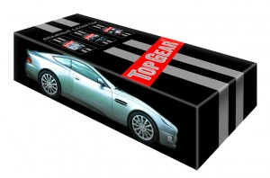 Top Gear Авангард Влажные салфетки TOP GEAR  подарочный набор купить