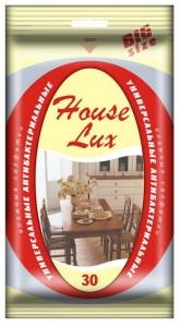 House Lux Авангард Влажные салфетки Универсальные. Антибактериальные. купить