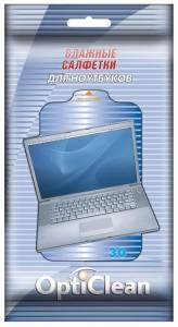 Opti Clean Авангард Влажные салфетки для ноутбуков Opti Clean купить