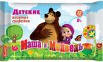 Маша и Медведь Авангард Детские влажные салфетки 64шт. купить