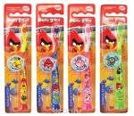 Longa Vita LONGA VITA детская зубная щетка Angry Birds мануальная с колпачком, АВ-1 купить