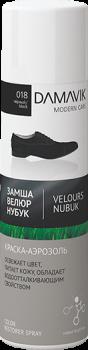DAMAVIK Краска-аэрозоль DAMAVIK для замши, нубука, велюра купить