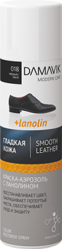DAMAVIK Краска-аэрозоль DAMAVIK с ланолином для гладкой кожи купить