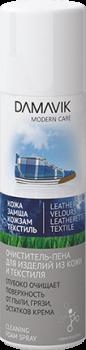 DAMAVIK Очиститель-пена DAMAVIK для изделий из кожи и текстиля купить