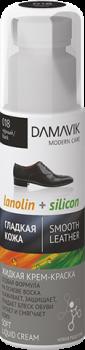 Кремы DAMAVIK Крем-краска: силикон + ланолин для ухода за изделиями из гладкой кожи купить