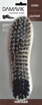 Щётки DAMAVIK Щетка обувная из искусственного ворса. Мягкая. купить
