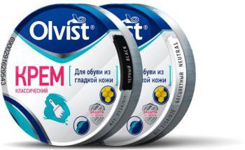 Крема для обуви Olvist Крем для обуви классический (в банке) купить