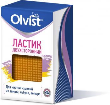 Средства ухода Olvist Ластик для замши, нубука и велюра купить