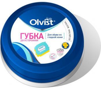 Средства ухода Olvist Круглая губка для гладкой кожи купить