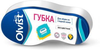 Средства ухода Olvist Малая губка для гладкой кожи купить