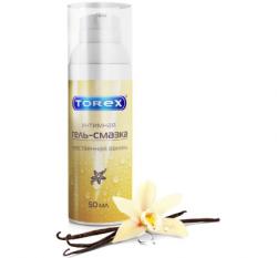 Torex презервативы Гель-смазка TOREX Чувственная ваниль 50 мл купить