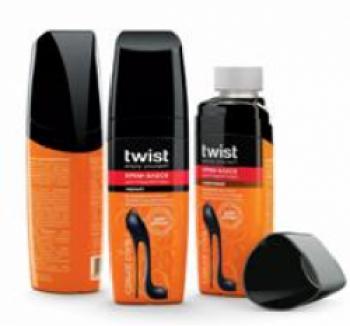 Twist Fashion Care Блеск для гладкой кожи бесцветный в флаконе с губкой 75мл. купить