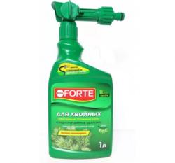 Средства для защиты дома и сада Bona Forte Эжектор Жидкое минер.удобрение для хвойных растений 1л/8, BF21070031, 1л купить