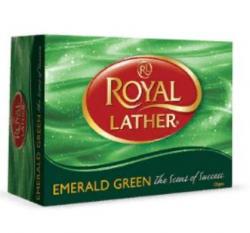Мыло ROYAL LATHER Мыло туалетное Зеленый Изумруд 125/48, 125гр купить