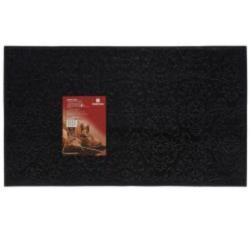 Коврики для ванной Коврик придверный 35*60 см, черный, Узор VORTEX /20, 22461 купить