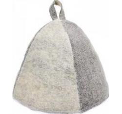 Банные штучки Шапка Комби серая Hot Pot,  войлок /20, 41160 купить