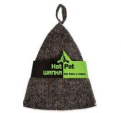 Банные штучки Шапка Комби Hot Pot, войлок /20, 42012 купить
