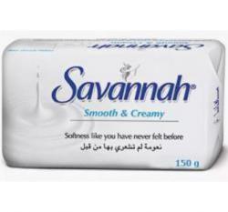 Мыло Саванна Нежный Крем 150/48, 150гр купить